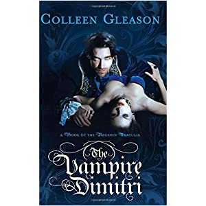 The Vampire Dimitri by Colleen Gleason