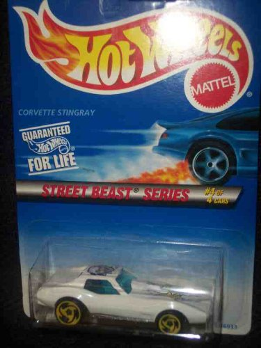 Street Beast Series #4 Corvette Stingray #560 Mint