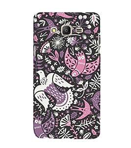 EPICCASE phoenix Mobile Back Case Cover For Samsung Galaxy On7 (Designer Case)
