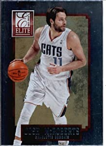 Buy 2013 14 Panini Elite Basketball Card # 12 Josh McRoberts Charlotte Bobcats by Elite