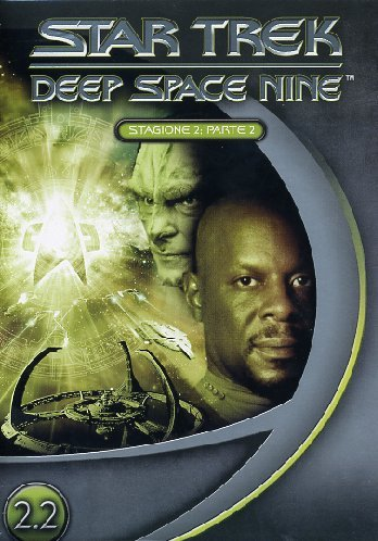 Star Trek - Deep Space Nine Stagione 02 Volume 02 Episodi 13-26 [4 DVDs] [IT Import]
