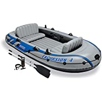Intex 68324EP Inflatable Boat Set