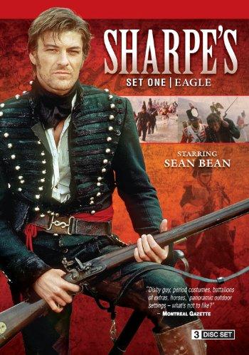 Sharpe's Set One - Eagle (3 Disc Set) (Sharpes Dvd Set compare prices)