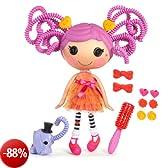 Lalaloopsy Silly Hair Bambola - Peanut Big Top