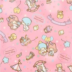 Amazon.com: pink Little Twin Stars star balloon toys Sanrio laminate