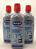 Durgol 0296 Express Multipurpose Decalcifier 16.9oz 3 Pack
