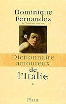 Coffret dictionnaire amoureux de l'Italie 2 volumes