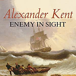 Enemy in Sight Audiobook