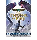 Rick Riordan The Kane Chronicles: the Throne of Fire
