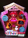 Lalaloopsy 3 Inch Mini Figure with Accessories Tippy Tumblelina