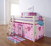 Cabin Bed Tent for Midsleeper Bed in Choice of Colours