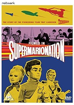 Filmed in Supermarionation [DVD]