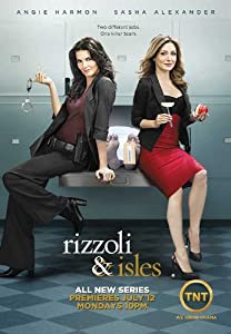 Rizzoli & Isles Poster TV (27 x 40 Inches - 69cm x 102cm)