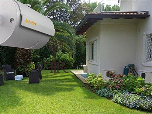 LUPUSNET HD - LE 201 WLAN IP-Kamera für Außen