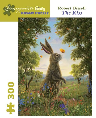 robert-bissell-the-kiss-300-piece-puzzle