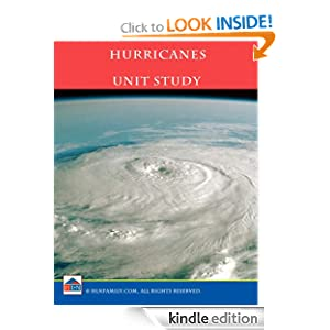 Hurricanes &amp; Storms Unit Study