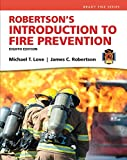 img - for Robertson's Introduction to Fire Prevention (8th Edition) (Brady Fire) book / textbook / text book