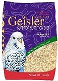 Sergeant's Geisler Superior Nutrition 3-Pound Parakeet Diet