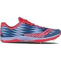 Saucony Women's Kilkenny XC5 Flat Racing Shoe (Purple/Red)