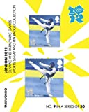 London 2012 Olympic and Paralympic Games sports Stamp and Pin Collection - TAEKWONDO (No.9 in a set of 30)
