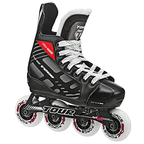 Tour-Hockey-38TY-M-FB-225-Adjustable-Inline-Hockey-Skate-Size-1-4