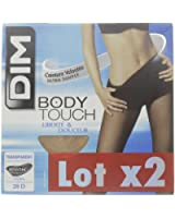 Dim Body Touch Voile - Collants - Lot de 2 - 20 deniers - Femme