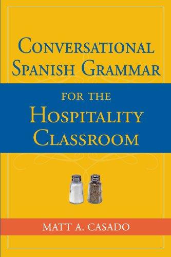 Conversational Spanish Grammar