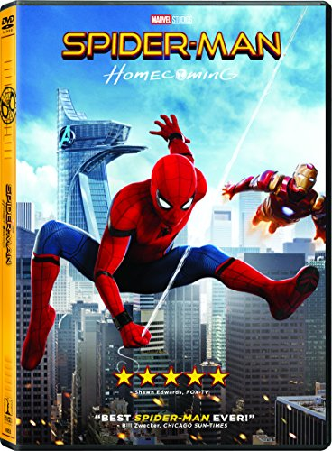 DVD : Spider-Man: Homecoming (Widescreen, Dubbed, )