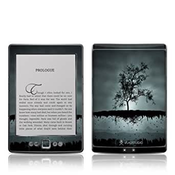 Decalgirl Flying Tree Black- Skin para Kindle diseño árbol flotante