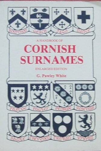 A Handbook of Cornish Surnames