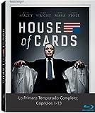 House of cards (1ª temporada) en Blu-ray en España. Edición HOY