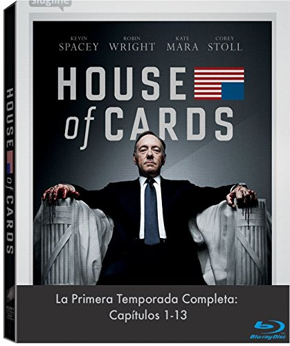 House Of Cards - Temporada 1 [Blu-ray]