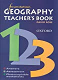 Foundation Geography: Teachers Book: Teacher's Book (0199133069) by David Rose