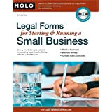 Legal Forms for Starting & Running a Small Business ~ Fred S. Steingold