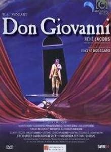 Mozart: Don Giovanni [DVD Video]