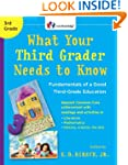What Your Third Grader Needs to Know:...