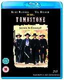 Tombstone Blu ray Import anglais