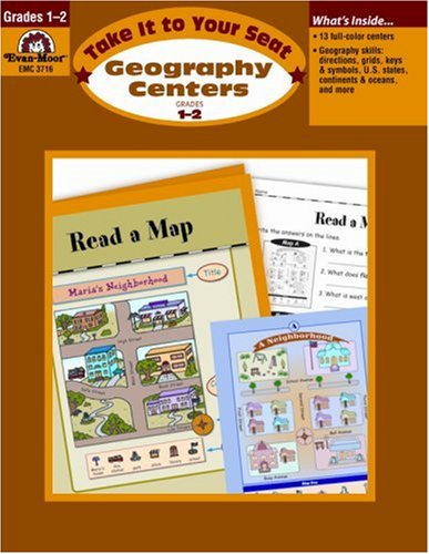 Geography Centers, Grades 1-2 (Take It to Your Seat)