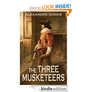 THE THREE MUSKETEERS (illustrated, complete, and unabridged)