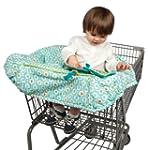 Boppy- Shopping Cart Cover, Deco Stripe