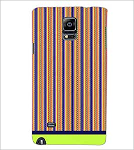 SAMSUNG GALAXY NOTE EDGE PATTERN Designer Back Cover Case By PRINTSWAG