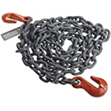 Mazzella SGG Welded Alloy Chain Sling, Fixed-Leg, Grade 100, Vertical Load Capacity