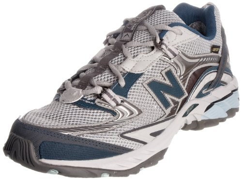 New Balance Women's WT813GT Grey/Blue Trainer WT813GT 7.5 UK B