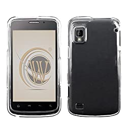 Transparent Clear Protector Case Phone Cover ZTE Warp N860