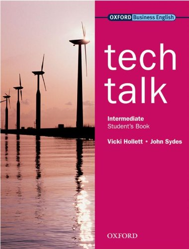 Tech Talk: Student's Book Intermediate level
