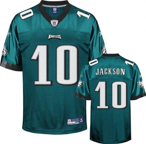 size 40 e93aa 09988 Amazon.com : Reebok Philadelphia Eagles DeSean Jackson ...