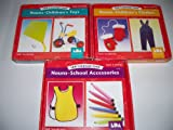 img - for LDA Language Cards - Set of Three Boxes - Nouns in English & Spanish book / textbook / text book