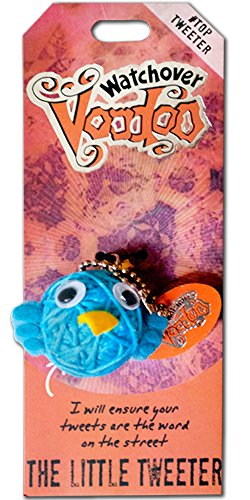 Watchover Voodoo The Little Tweeter Novelty