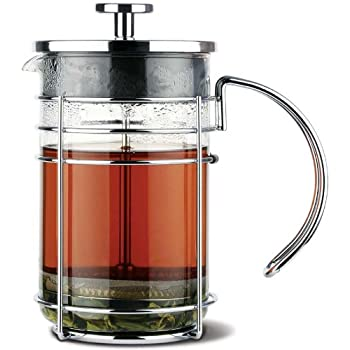 Would you like a true premium French Press coffee maker unlike the common types everybody else seems to have? Quality you can see and feel, makes you the tastiest coffee or tea and gives a bold look and presence to your table top. Thats the MADRID Fr...