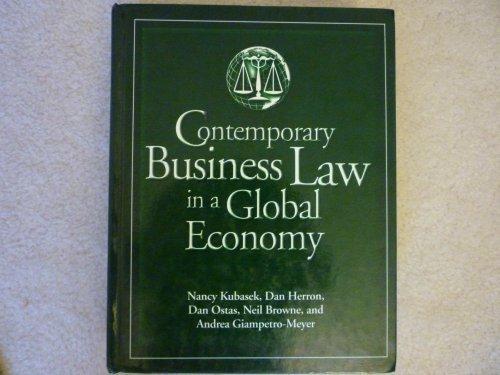 contemporary-business-law-in-a-global-economy-by-nancy-kubasek-2002-07-02